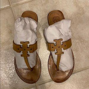 Tory Burch sandal.